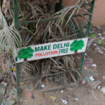 Make Delhi Pollution Free