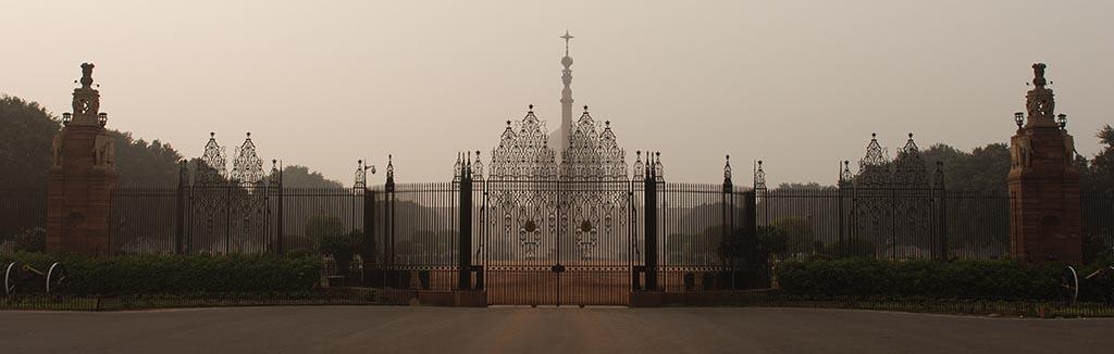 Rashtrapati Bhavan (Haus des Präsidenten)