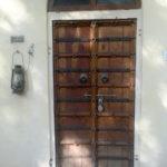 Zimmertür von außen