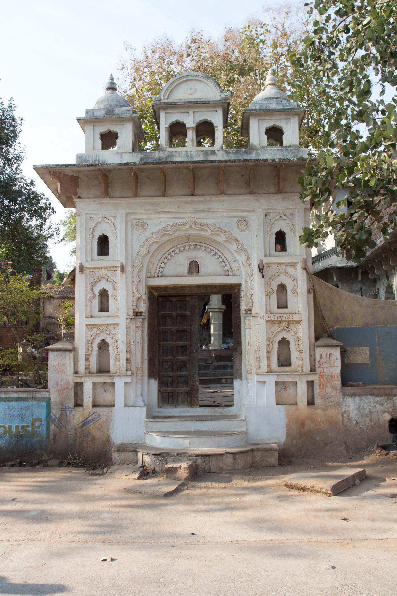 Kleiner Tempel