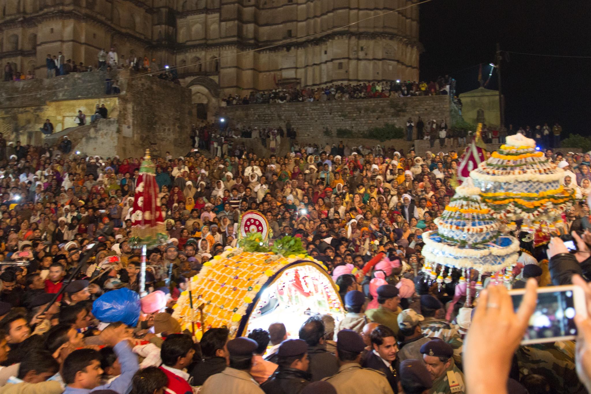 Menschenmengen