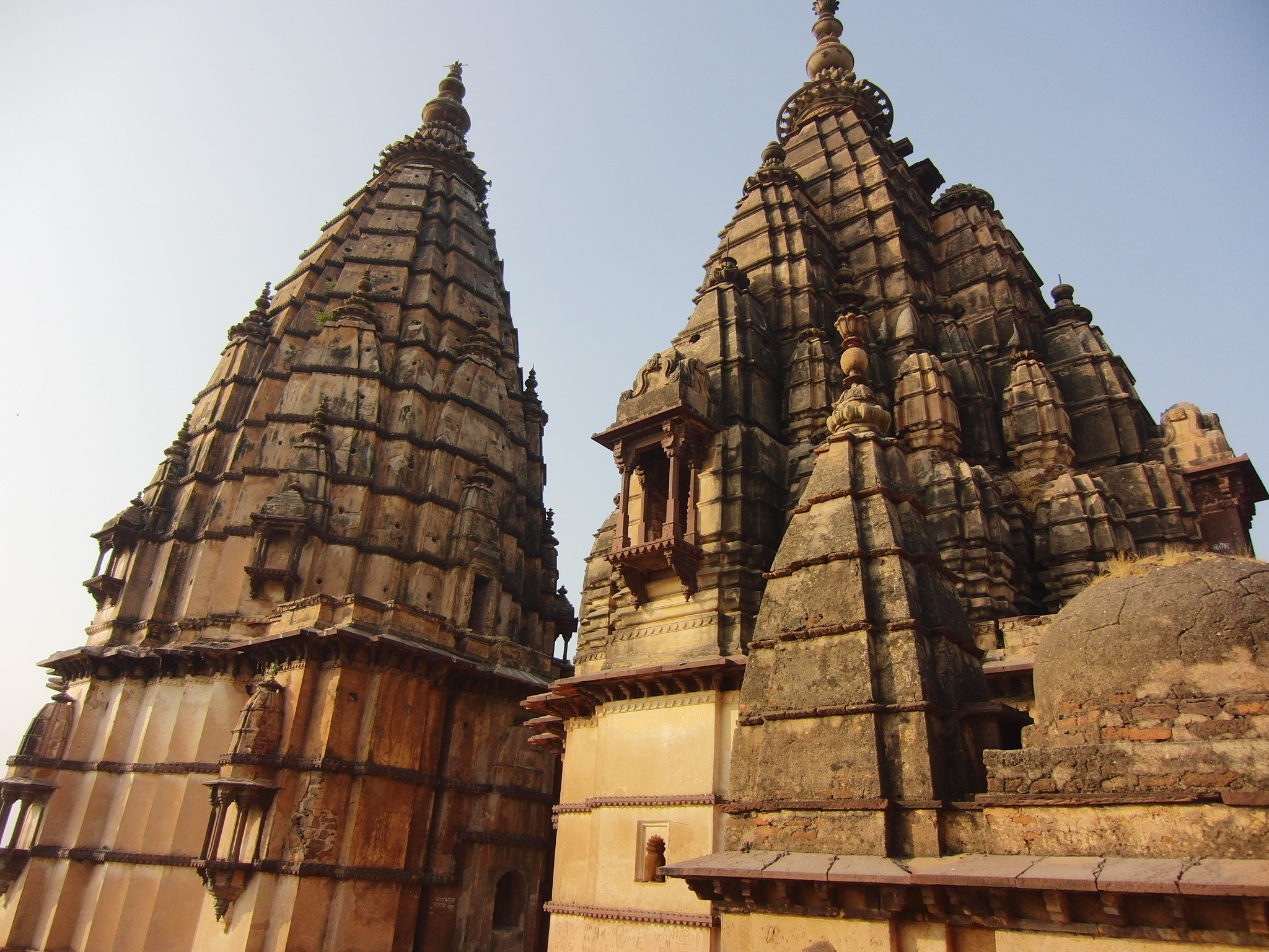 Chaturbhuj-Tempel
