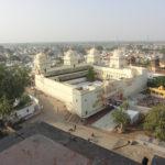 ...vom Chaturbhuj-Tempel